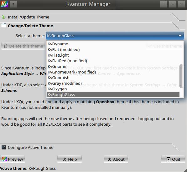 Forum Ubuntu-it • LXQt: possibilità, temi, trucchi e altro