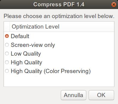 Forum Ubuntu-it • [Risolto] Comprimere pdf in locale